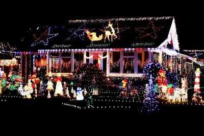2017 Christmas Lights Tours and Displays in Nashville