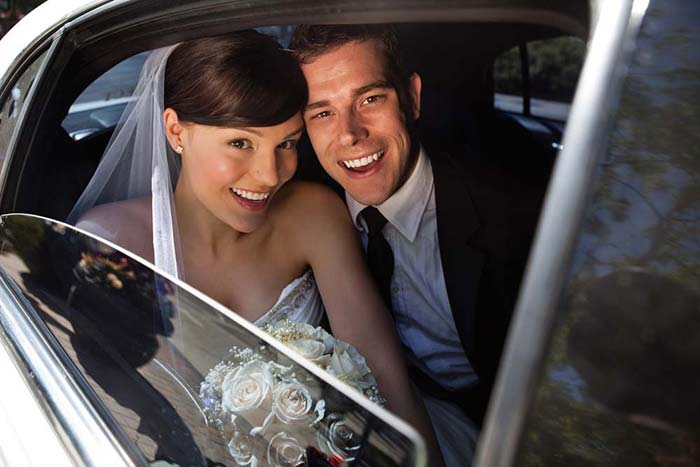 Nashville Wedding Transportation